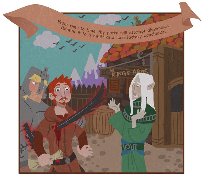 Wizard is upset, but he's not surprised.