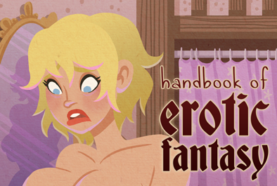 The Handbook of Erotic Fantasy on Patreon